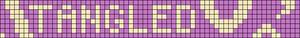 Alpha pattern #6863