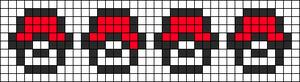 Alpha pattern #6865