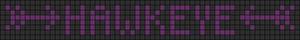 Alpha pattern #6866