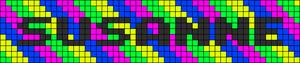 Alpha pattern #6872