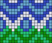 Alpha pattern #6879