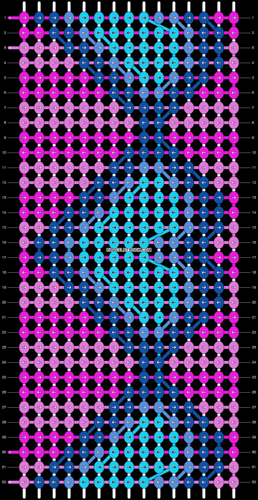 Alpha pattern #6881 pattern