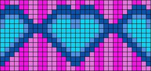 Alpha pattern #6881