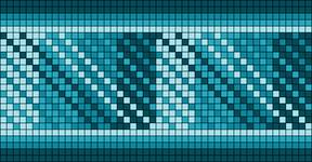 Alpha pattern #6883