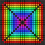 Alpha pattern #6884