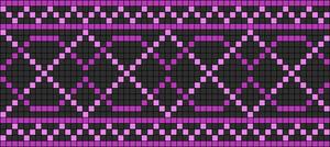 Alpha pattern #6888