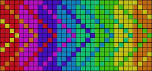 Alpha pattern #6891