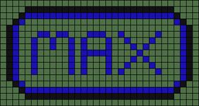 Alpha pattern #6893