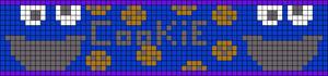 Alpha pattern #6900