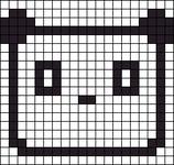 Alpha pattern #6903