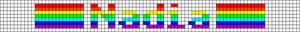 Alpha pattern #6907