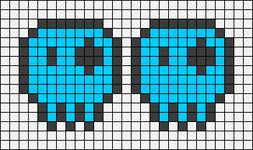 Alpha pattern #6912