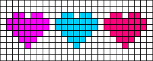 Alpha pattern #6914