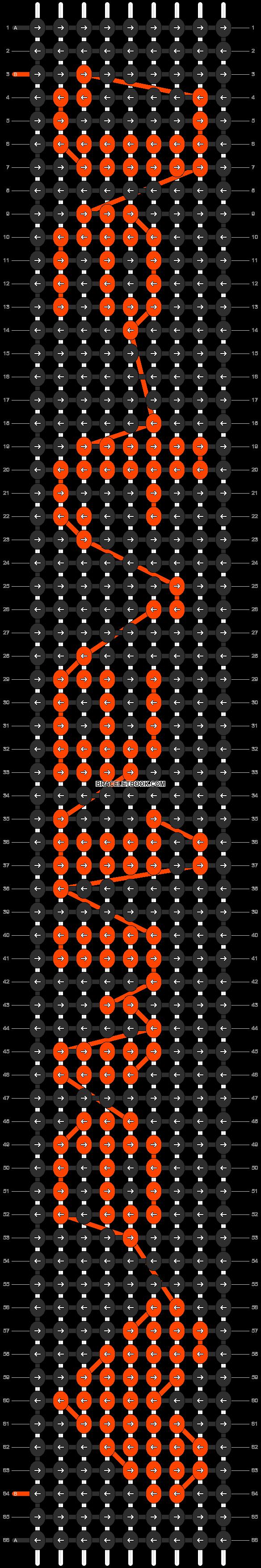 Alpha pattern #6917 pattern