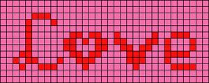 Alpha pattern #6918