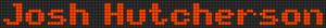 Alpha pattern #6919