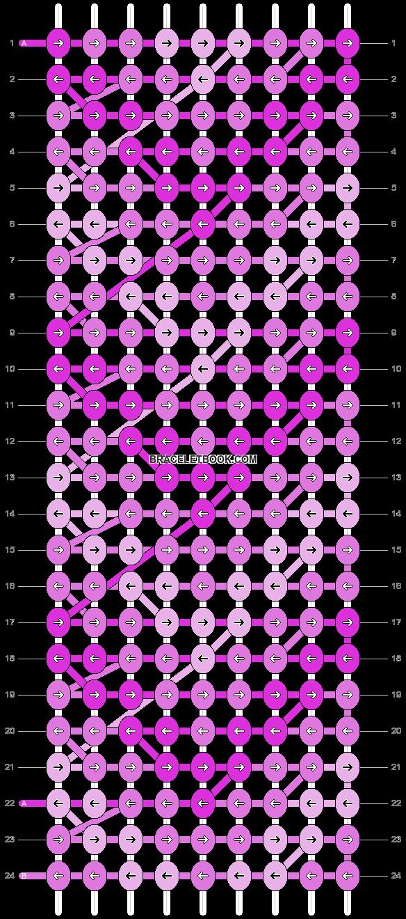 Alpha pattern #6920 pattern