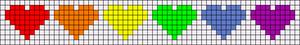 Alpha pattern #6921