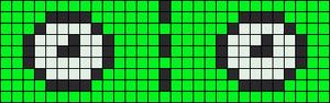 Alpha pattern #6923