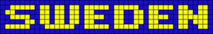 Alpha pattern #6925