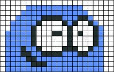 Alpha pattern #6930