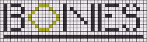 Alpha pattern #6931