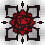 Alpha pattern #6932
