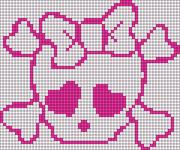 Alpha Friendship Bracelet Pattern #6937