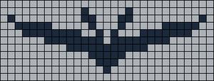 Alpha pattern #6939
