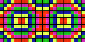 Alpha pattern #6941