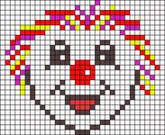 Alpha pattern #6944
