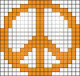 Alpha pattern #6951