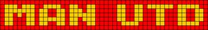 Alpha Friendship Bracelet Pattern #6953