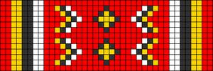 Alpha pattern #6961