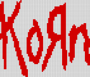 Alpha pattern #6972