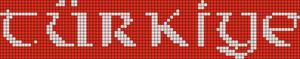 Alpha Friendship Bracelet Pattern #6977
