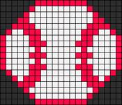 Alpha pattern #6983