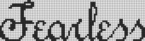 Alpha pattern #7001