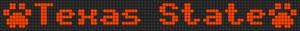 Alpha pattern #7005