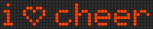 Alpha pattern #7012