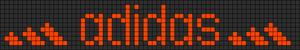 Alpha pattern #7014