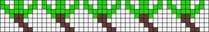 Alpha Friendship Bracelet Pattern #7015