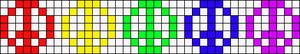 Alpha pattern #7016
