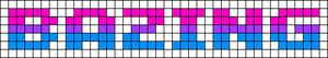 Alpha pattern #7024