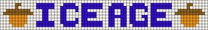 Alpha pattern #7027