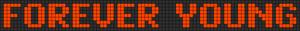 Alpha pattern #7035