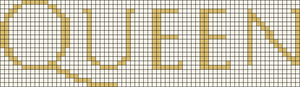 Alpha pattern #7042