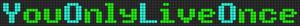 Alpha pattern #7044