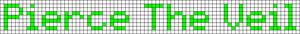 Alpha pattern #7045