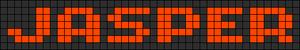 Alpha pattern #7053